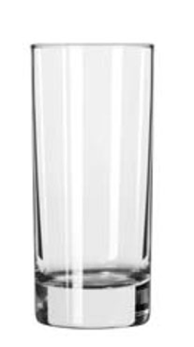Libbey Glass 2520 7.5-oz Chicago Hi-Ball Glass - Safedge Rim Guarantee