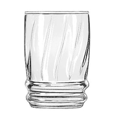 Libbey 29011HT 6-oz Cascade Juice Glass - Safedge Rim Guarantee
