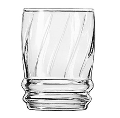 Libbey 29511HT 8-oz Cascade Beverage Glass - Safedge Rim