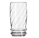 Libbey Glass 29911HT 22-oz Cascade Iced Tea Glass - Safedge Rim