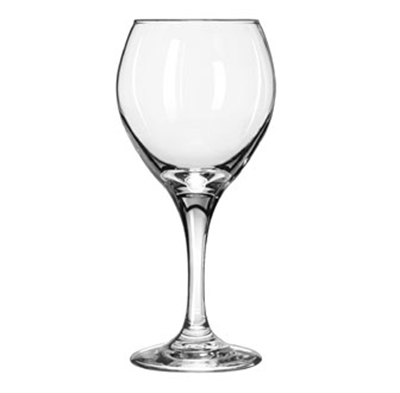 Libbey Glass 3014 13.5-oz Perception Red Wine Glass - Safedge Rim & Foot
