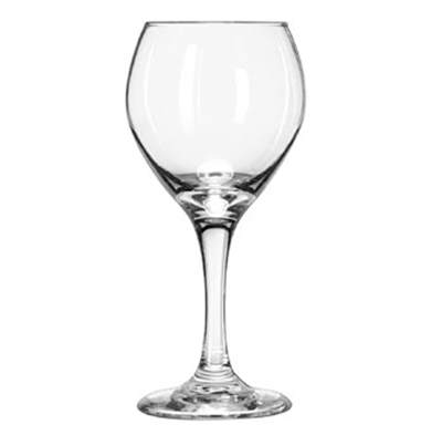 Libbey Glass 3056 10-oz Perception Red Wine Glass - Safedge Rim & Foot