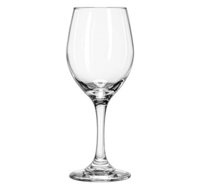 Libbey Glass 3057 11-oz Perception Wine Glass - Safedge Rim & Foot