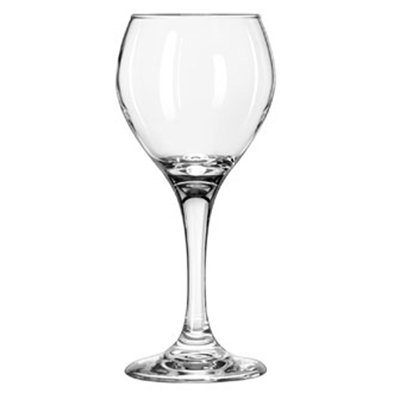 Libbey 3064 8-oz Perception Red Wine Glass - Safedge Rim & Foot