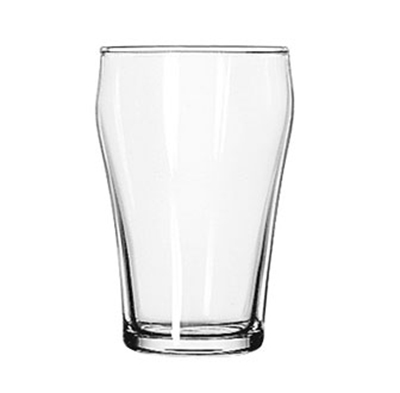 Libbey 30 6.75-oz Bell Soda Fountain Glass - Safedge Rim Guarantee