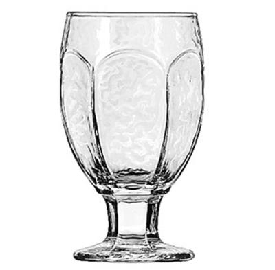 Libbey 3211 10.5-oz Chivalry Banquet Goblet - Safedge Rim & Foot Guarantee