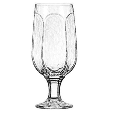 Libbey Glass 3228 12-oz Chivalry Beer Glass - Safedge Rim & Foot Guarantee