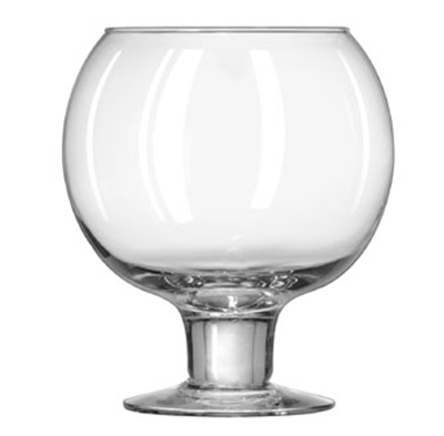 Libbey Glass 3408 51-oz Super Globe Glass - Safedge Rim & Foot Guarantee