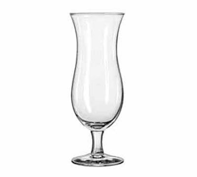 Libbey Glass 3617 15-oz Hurricane Cyclone Glass - Safedge Rim Guarantee