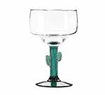 Libbey Glass 3619JS 12-oz Juniper Stem Cactus Margarita Glass