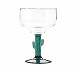 Libbey Glass 3620JS 16-oz Juniper Stem Cactus Margarita Glass