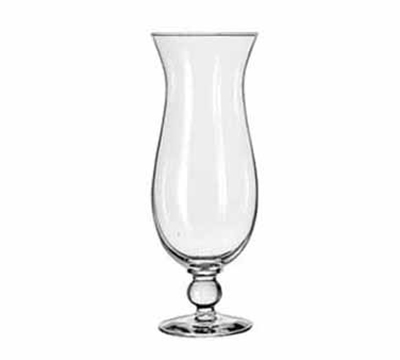 Libbey Glass 3623 23.5-oz Specialty Hurricane Glass - Safedge Rim Guarantee
