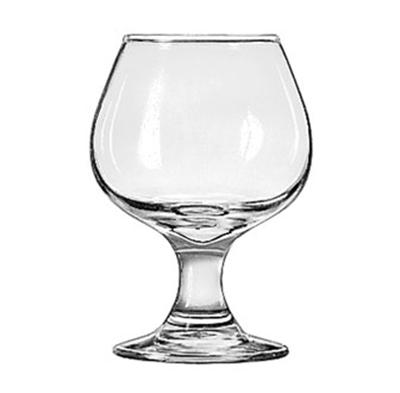 Libbey Glass 3702 5.5-oz Embassy Brandy Glass - Safedge Rim & Foot Guarantee