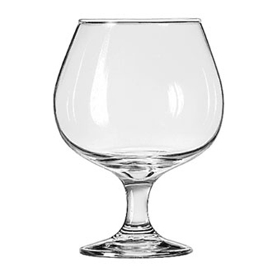 Libbey Glass 3708 17.5-oz Embassy Brandy Glass - Safedge Rim & Foot Guarantee
