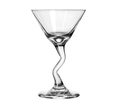 Libbey 37339 7.5-oz Embassy Z-Stem Martini Glass - Safedge Rim & Foot Guarantee