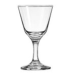 Libbey Glass 3770 4.5-oz Embassy Cocktail Glass Mini-Dessert - Safedge Rim & Foot