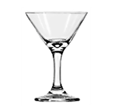 Libbey Glass 3771 5-oz Embassy Cocktail Glass - Safedge Rim & Foot Guarantee