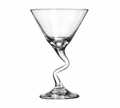 Libbey Glass 37799 9.25-oz Z-Stem Martini Glass