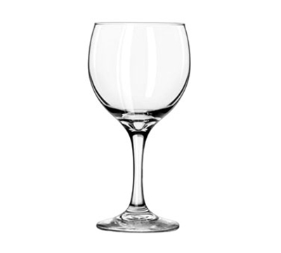 Libbey Glass 3784 8.75-oz Embassy Round Shape Red Wine Glass