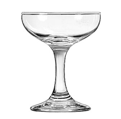 Libbey Glass 3787 3.5-oz Embassy Champagne Glass - Safedge Rim & Foot Guarantee