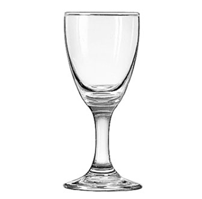 Libbey Glass 3788 3-oz Embassy Sherry Glass - Safedge Rim & Foot Guarantee