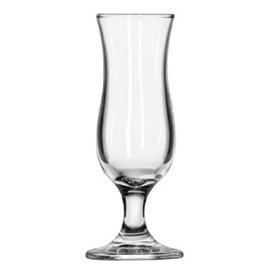 Libbey 3789 1.37-oz Hurricane Shot Glass - Safedge Rim & Foot Guarantee