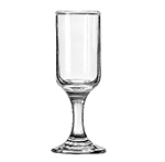 Libbey Glass 3790 1.25-oz Embassy Cordial Glass - Safedge Rim & Foot Guarantee