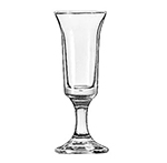 Libbey Glass 3793 1-oz Embassy Cordial Glass - Safedge Rim & Foot Guarantee