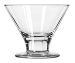 Libbey Glass 3803 8-oz Embassy Martini Glass Dessert - Safedge Rim & Foot
