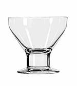 Libbey Glass 3825 10-oz Catalina Dessert Glass - Safedge Rim & Foot Guarantee