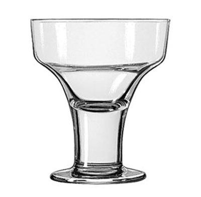 Libbey 3827 12-oz Catalina Margarita Dessert Glass - Safedge Rim & Foot