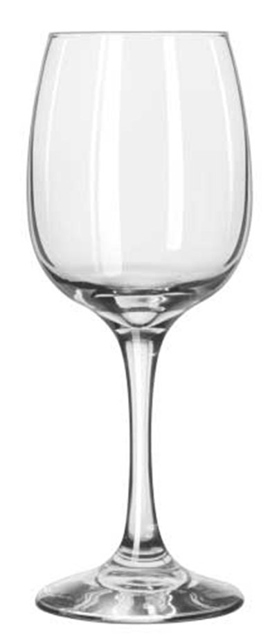 Libbey 3831 8-oz Sonoma Finedge Rim Wine Glass