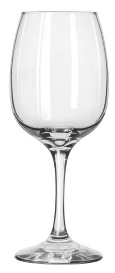 Libbey Glass 3832 10-oz Sonoma Finedge Rim Wine Glass