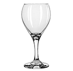 Libbey Glass 3957 10.75-oz Teardrop All Purpose Wine Glass - Safedge Rim & Foot