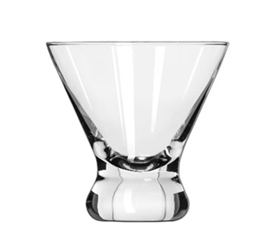 Libbey Glass 400 8.25-oz Cosmopolitan Dessert Glass - Safedge Rim Guarantee