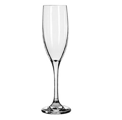 Libbey Glass 4196SR 6-oz Charisma Tall Flute Glass