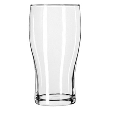 Libbey Glass 4803 20-oz Pub Glass - Safedge Rim Guarantee
