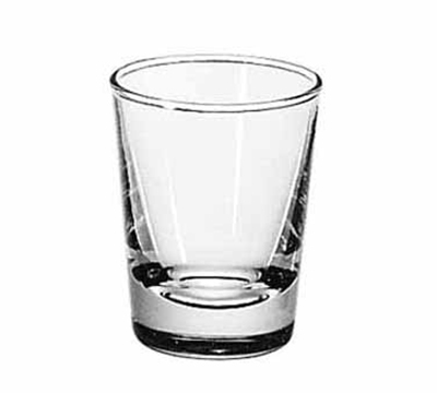 Libbey Glass 48 2-oz Plain Whiskey Shot Glass