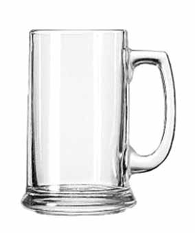Libbey Glass 5011 15-oz Handled Mug