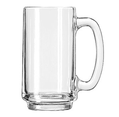 Libbey Glass 5012 12.5-oz Handled Mug