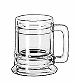 Libbey Glass 5026 1.25-oz Maritime Shot Glass
