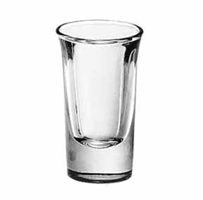 Libbey 5031 1-oz Tall Whiskey Shot Glass