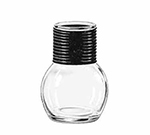 Libbey Glass 5065 11.5-oz Glass Server Carafe - Black Band