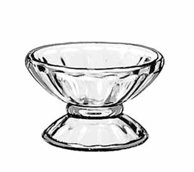 Libbey Glass 5102 3.5-oz Glass Sherbet Dish