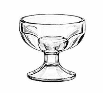 Libbey Glass 5162 4.5-oz Sherbet Dish
