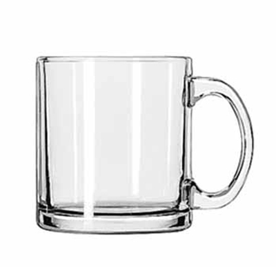 Libbey Glass 5213 13-oz Hoffman House Coffee Mug