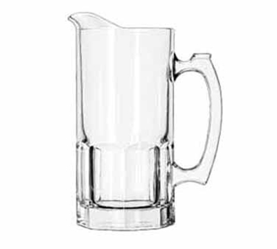 Libbey Glass 5263 34-oz Gibraltar Glass Super Pitcher