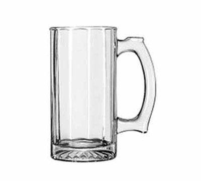 Libbey 52733 12-oz Paneled Sport Mug