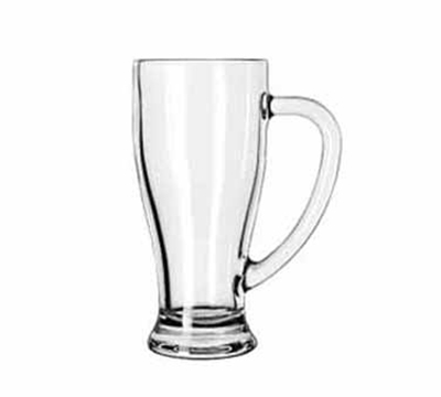 Libbey Glass 5286 14-oz Handled Cafe Mug