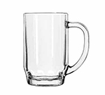Libbey Glass 5303 19.5-oz Glass Thumbprint Stein